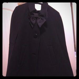 Kate Spade Poncho Coat
